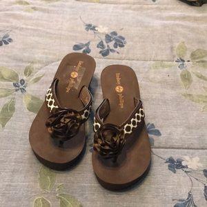 Lindsay phillip sandal